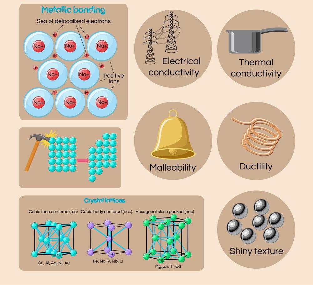 Metallic bonding and basic physical properties of metals and alloys(Inna Bigun)s