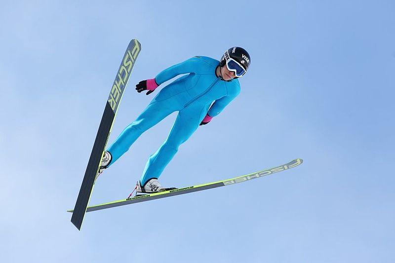 Ski Flight
